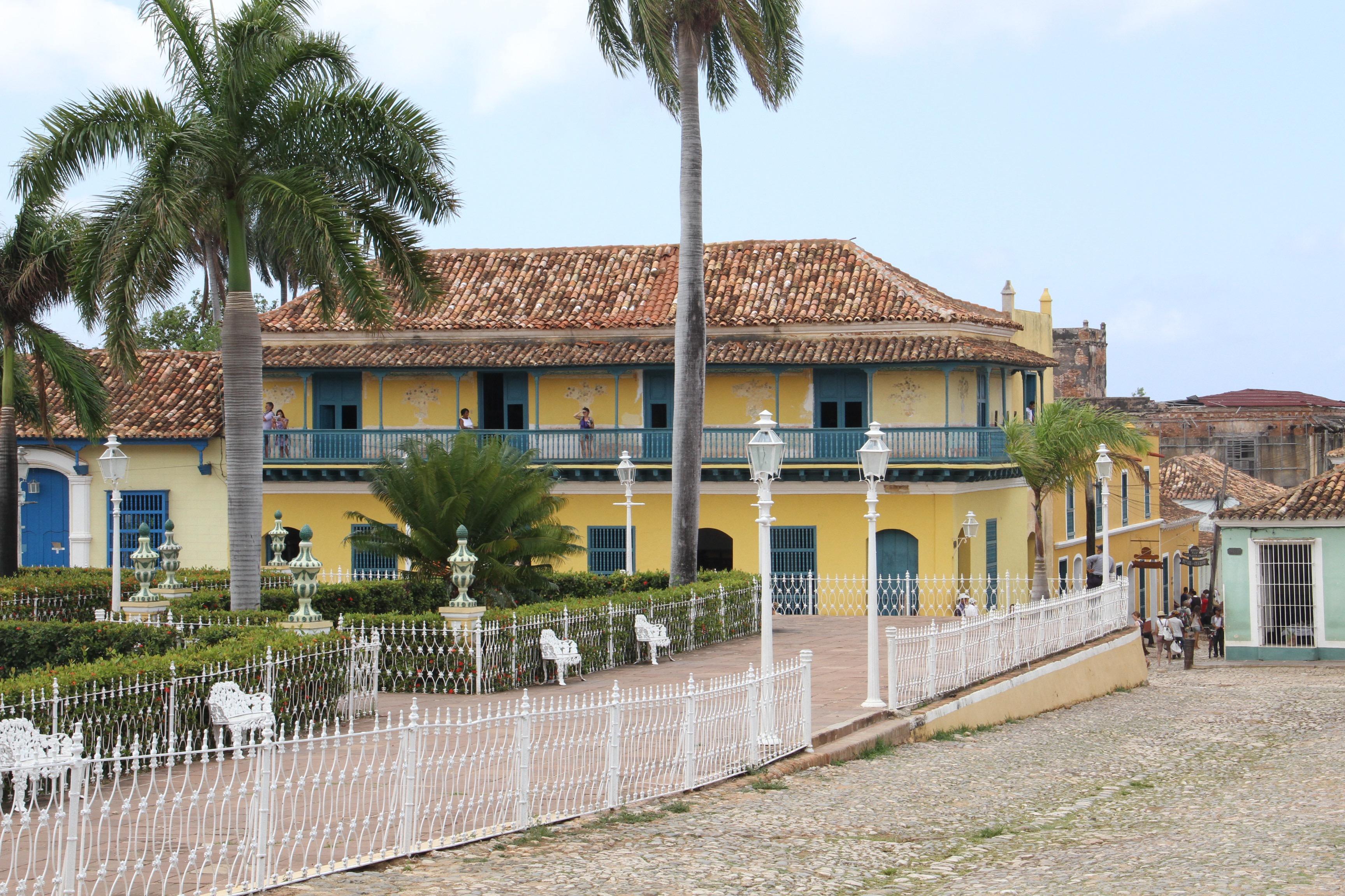 Cienfuegos / Trinidad